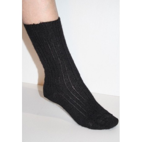 Les chaussettes en laine mohair